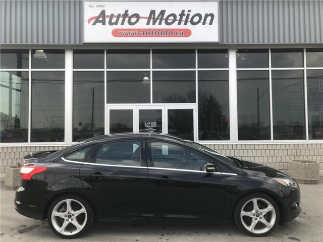 2012 Ford Focus Titanium (Stk: 19228) in Chatham - Image 2 of 21