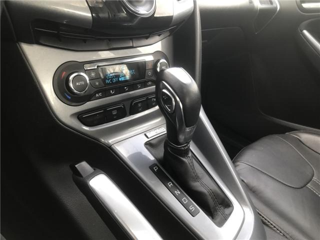 2012 Ford Focus Titanium (Stk: 19228) in Chatham - Image 16 of 21