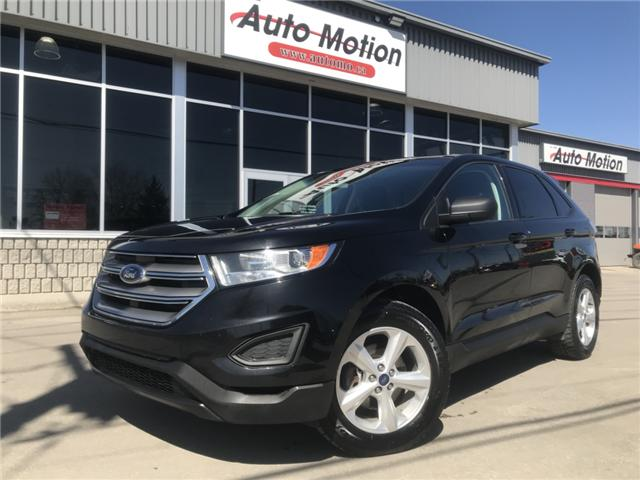 2016 Ford Edge SE (Stk: 19319) in Chatham - Image 1 of 18