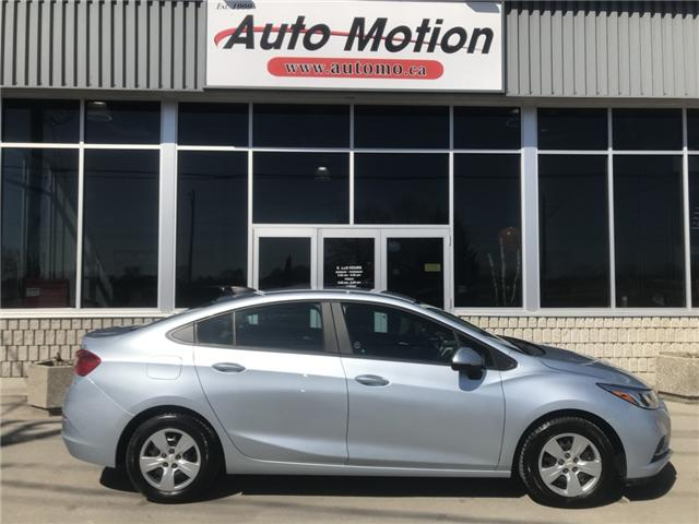 2017 Chevrolet Cruze LS Manual (Stk: 19267) in Chatham - Image 2 of 19