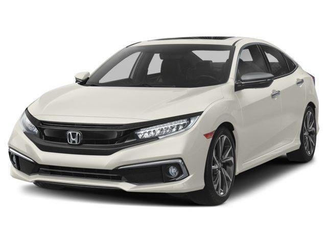 2019 Honda Civic EX (Stk: H6145) in Sault Ste. Marie - Image 1 of 1