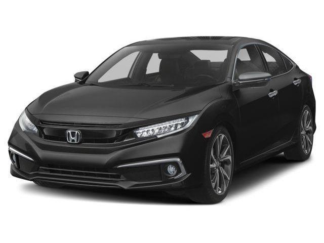 2019 Honda Civic EX (Stk: H6155) in Sault Ste. Marie - Image 1 of 1