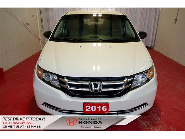 2016 Honda Odyssey SE (Stk: H6200A) in Sault Ste. Marie - Image 2 of 22
