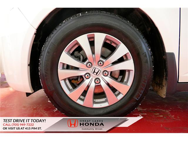 2016 Honda Odyssey SE (Stk: H6200A) in Sault Ste. Marie - Image 7 of 22