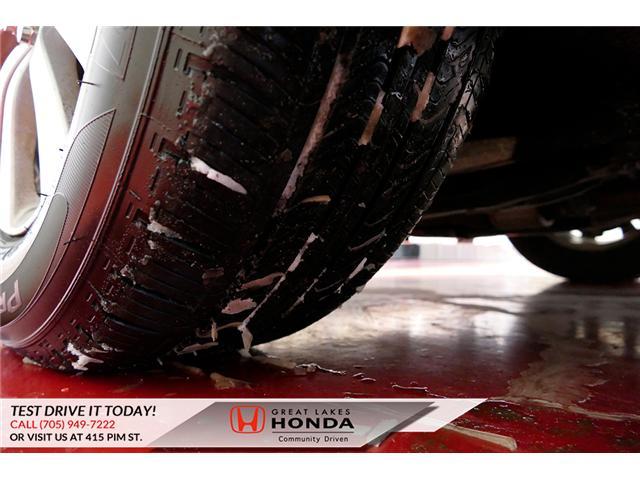 2016 Honda Odyssey SE (Stk: H6200A) in Sault Ste. Marie - Image 8 of 22