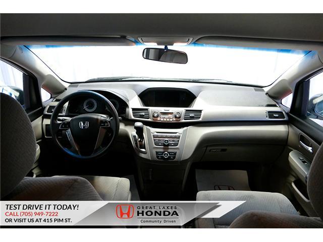 2016 Honda Odyssey SE (Stk: H6200A) in Sault Ste. Marie - Image 12 of 22