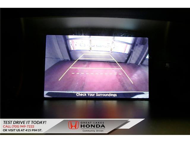 2016 Honda Odyssey SE (Stk: H6200A) in Sault Ste. Marie - Image 22 of 22