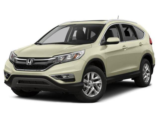 2015 Honda CR-V EX-L (Stk: HP603) in Sault Ste. Marie - Image 1 of 10