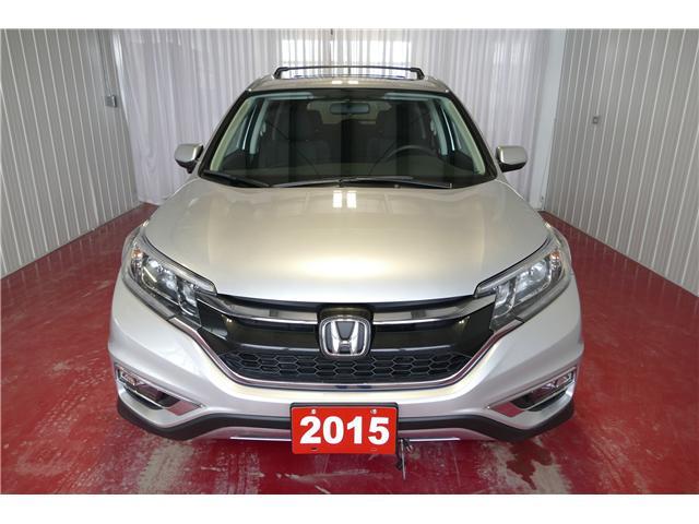 2015 Honda CR-V EX (Stk: H6215A) in Sault Ste. Marie - Image 2 of 23
