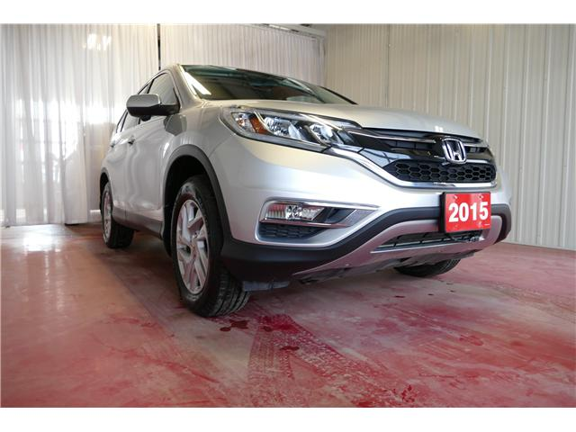 2015 Honda CR-V EX (Stk: HP609) in Sault Ste. Marie - Image 1 of 23