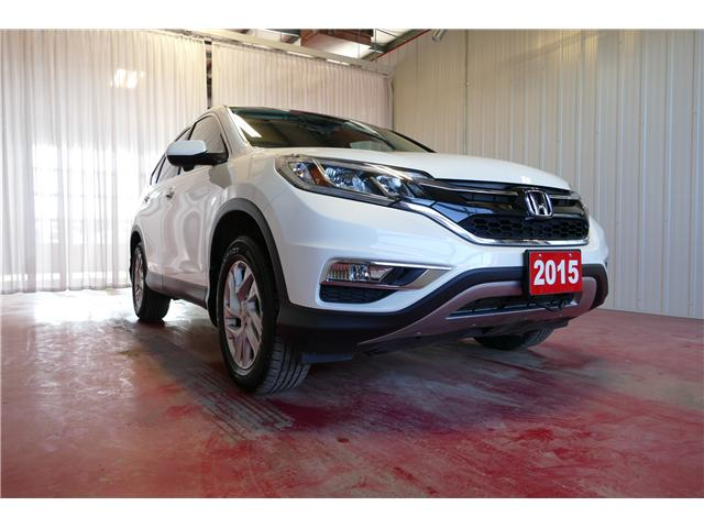2015 Honda CR-V EX-L (Stk: HP623) in Sault Ste. Marie - Image 1 of 23