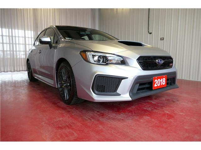 2018 Subaru WRX STI Base (Stk: HP648) in Sault Ste. Marie - Image 1 of 22