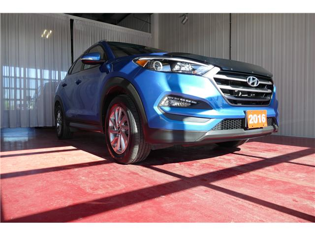 2016 Hyundai Tucson Premium (Stk: HP653) in Sault Ste. Marie - Image 1 of 24