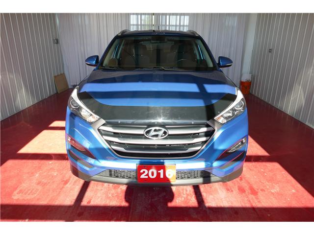 2016 Hyundai Tucson Premium (Stk: HP653) in Sault Ste. Marie - Image 2 of 24