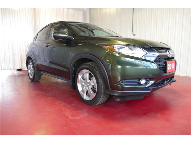 2016 Honda HR-V EX (Stk: HP673) in Sault Ste. Marie - Image 1 of 22