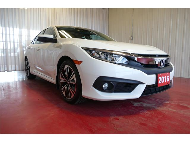 2016 Honda Civic EX-T (Stk: HP669) in Sault Ste. Marie - Image 1 of 23