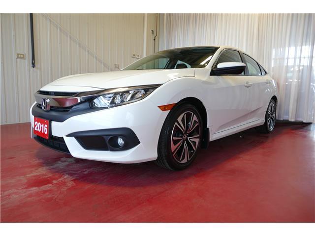2016 Honda Civic EX-T (Stk: HP669) in Sault Ste. Marie - Image 3 of 23