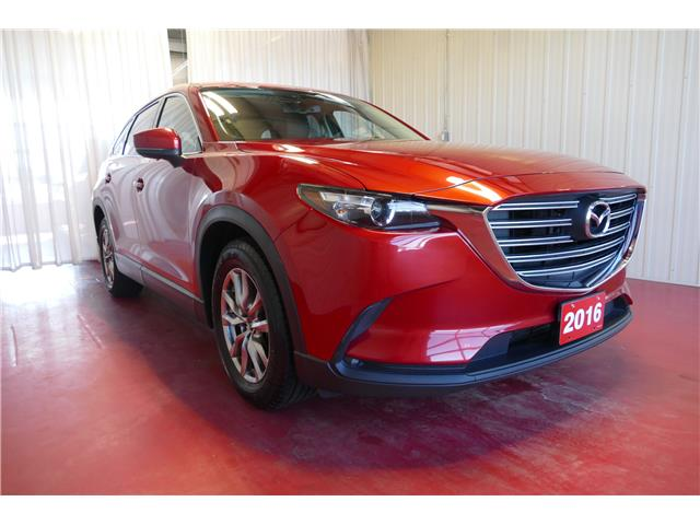 2016 Mazda CX-9 GS-L (Stk: H6150A) in Sault Ste. Marie - Image 1 of 22