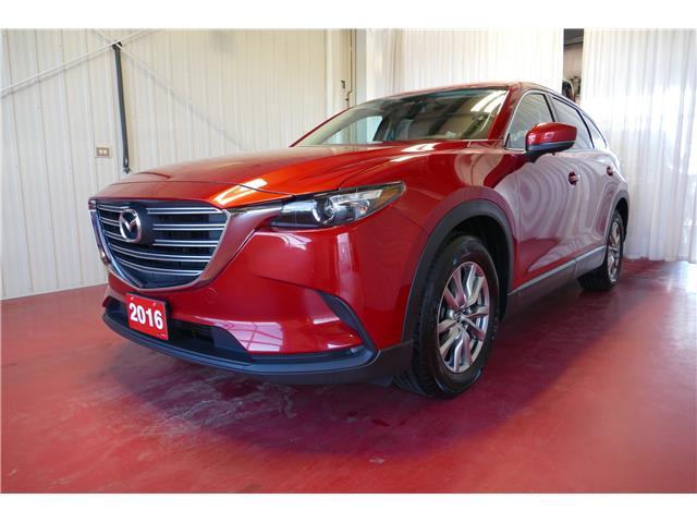2016 Mazda CX-9 GS-L (Stk: H6150A) in Sault Ste. Marie - Image 3 of 22