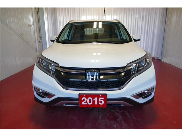 2015 Honda CR-V Touring (Stk: HP679) in Sault Ste. Marie - Image 2 of 23