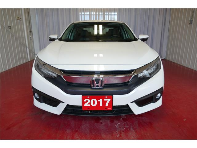 2017 Honda Civic Touring (Stk: HP677) in Sault Ste. Marie - Image 2 of 22