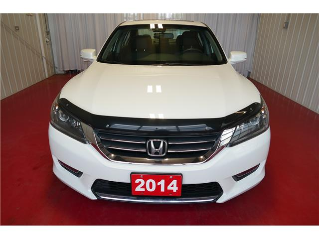 2014 Honda Accord EX-L (Stk: H6312A) in Sault Ste. Marie - Image 2 of 24