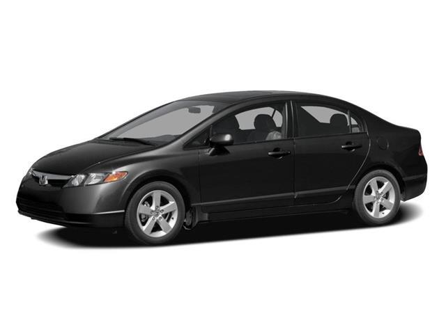 2008 Honda Civic LX (Stk: H6433A) in Sault Ste. Marie - Image 1 of 2