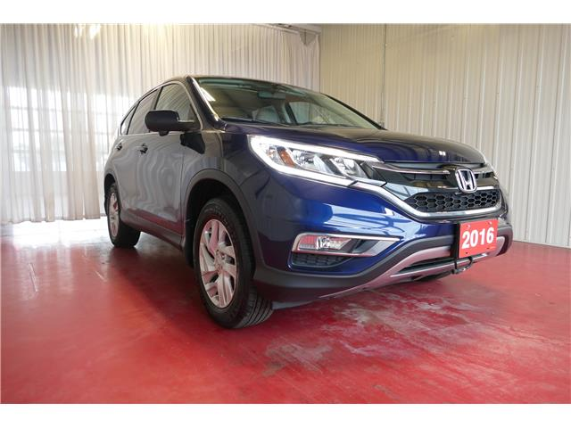2016 Honda CR-V EX (Stk: HP684) in Sault Ste. Marie - Image 1 of 20