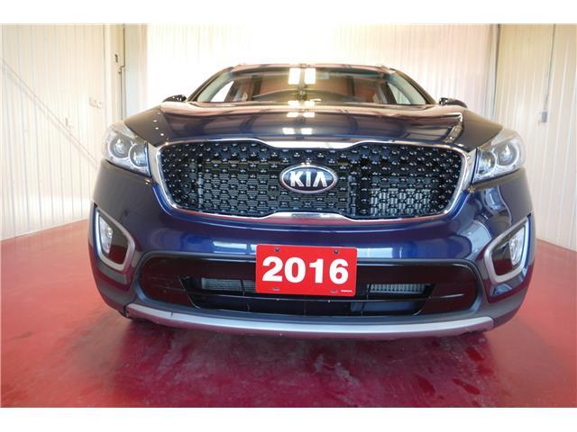 2016 Kia Sorento 2.0L EX (Stk: H6496A) in Sault Ste. Marie - Image 2 of 21