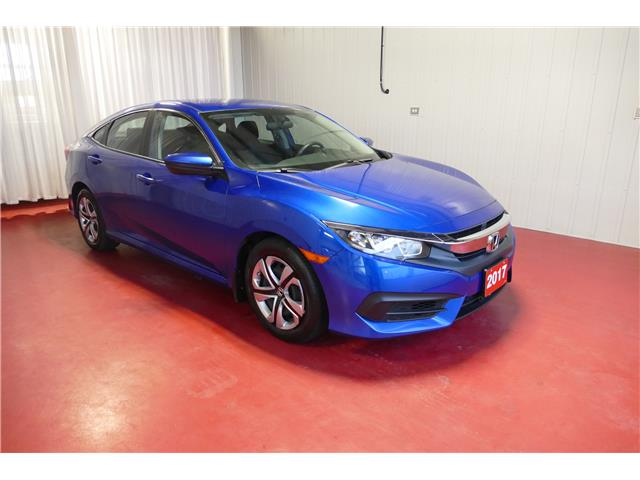 2017 Honda Civic LX (Stk: H6507A) in Sault Ste. Marie - Image 1 of 22