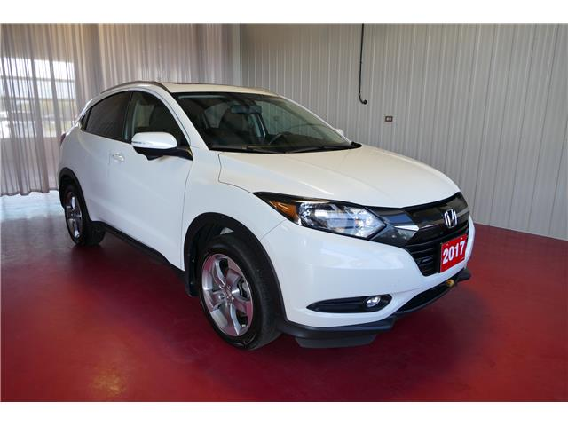 2017 Honda HR-V EX-L (Stk: HP694) in Sault Ste. Marie - Image 1 of 20