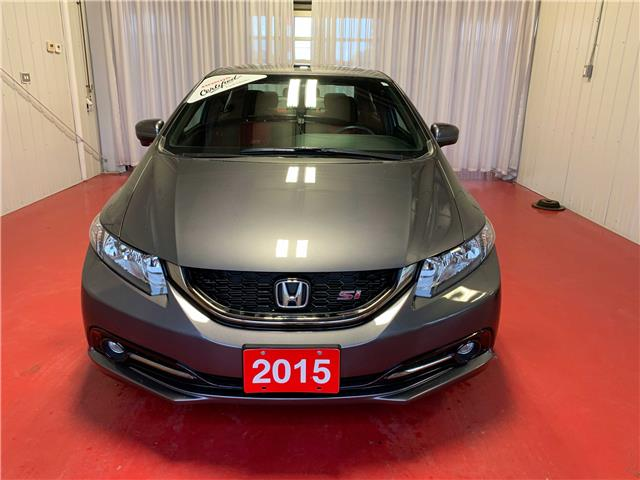 2015 Honda Civic Si (Stk: HP691) in Sault Ste. Marie - Image 2 of 17