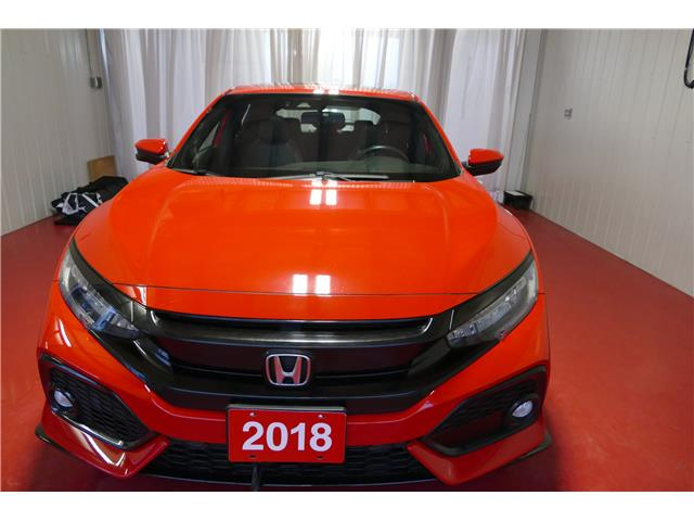 2018 Honda Civic Sport Touring (Stk: H6195B) in Sault Ste. Marie - Image 2 of 17