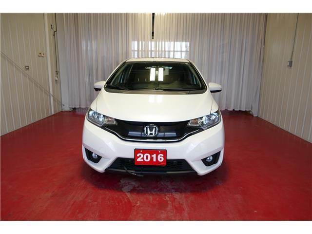 2016 Honda Fit EX-L Navi (Stk: HP709) in Sault Ste. Marie - Image 2 of 19