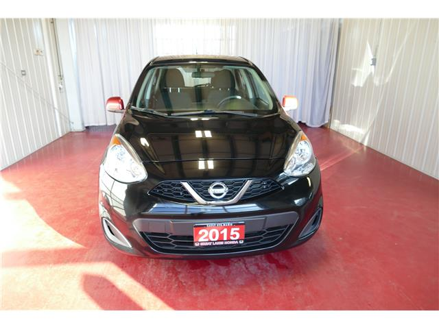 2015 Nissan Micra  (Stk: H6367A) in Sault Ste. Marie - Image 2 of 17