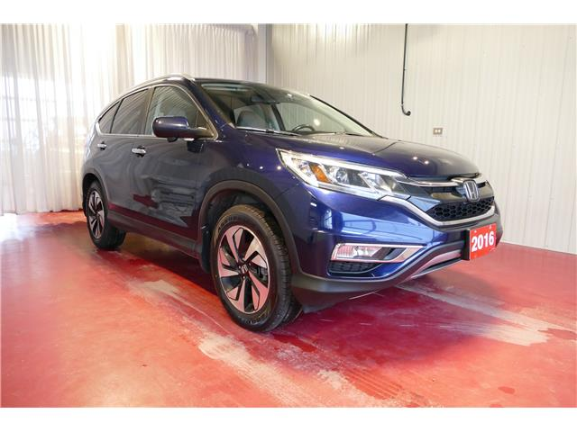2016 Honda CR-V Touring (Stk: HP708) in Sault Ste. Marie - Image 1 of 17