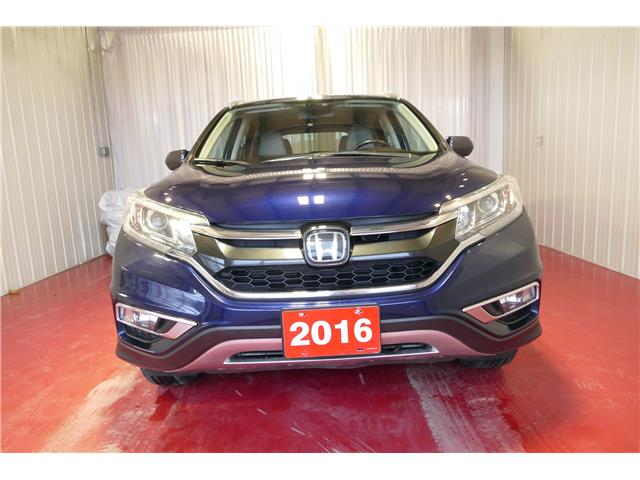 2016 Honda CR-V Touring (Stk: HP708) in Sault Ste. Marie - Image 2 of 17