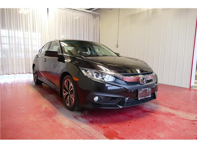 2016 Honda Civic EX-T (Stk: HP717) in Sault Ste. Marie - Image 1 of 17