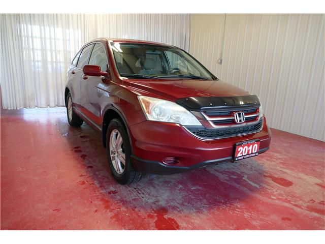 2010 Honda CR-V EX (Stk: HP711A) in Sault Ste. Marie - Image 1 of 18