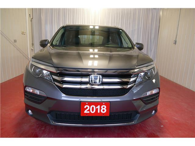 2018 Honda Pilot Touring (Stk: HP734) in Sault Ste. Marie - Image 2 of 18