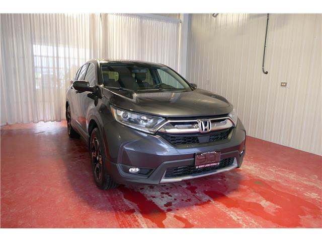 2017 Honda CR-V EX-L (Stk: HP730) in Sault Ste. Marie - Image 1 of 18
