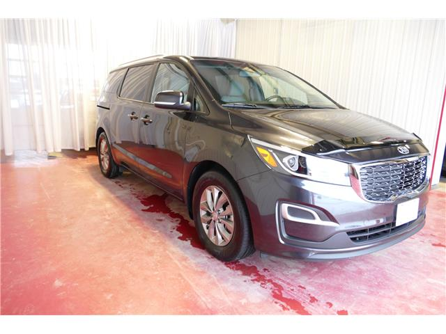 2019 Kia Sedona  (Stk: H6603A) in Sault Ste. Marie - Image 1 of 18