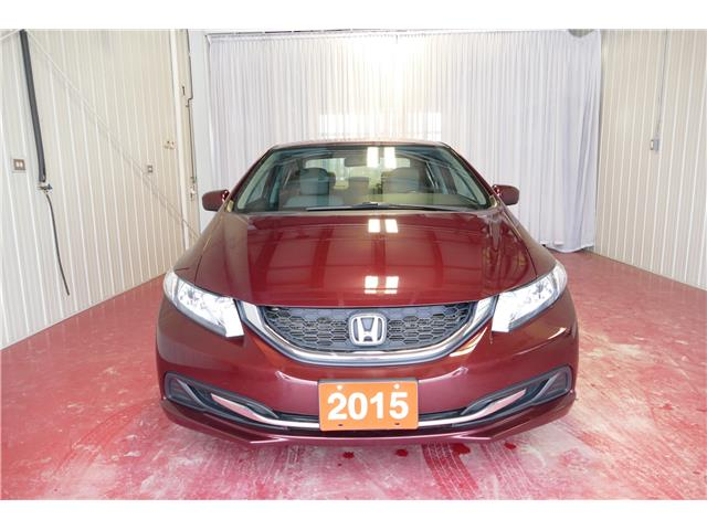 2015 Honda Civic LX (Stk: HP733) in Sault Ste. Marie - Image 2 of 19