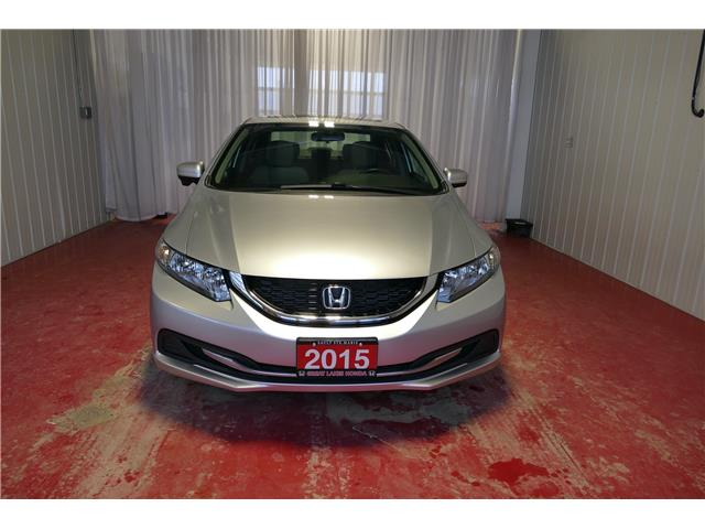 2015 Honda Civic EX (Stk: HP720) in Sault Ste. Marie - Image 2 of 16