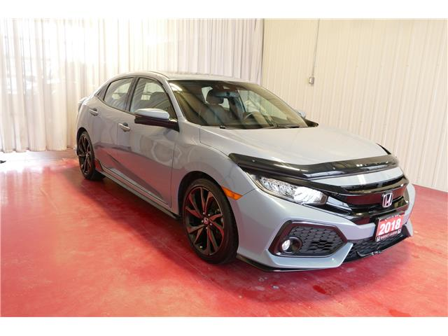 2018 Honda Civic Sport Touring (Stk: HP743) in Sault Ste. Marie - Image 1 of 19