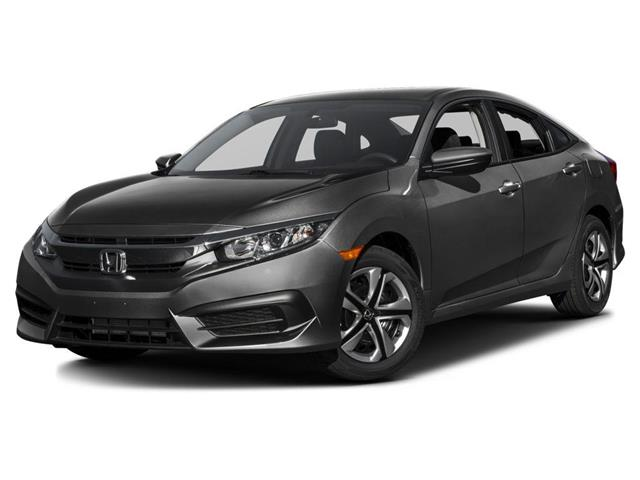 2016 Honda Civic LX (Stk: HP745) in Sault Ste. Marie - Image 1 of 9