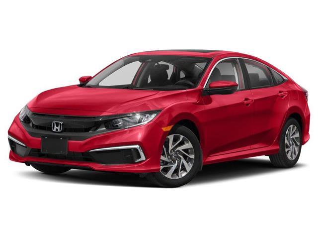 2020 Honda Civic EX (Stk: H6682) in Sault Ste. Marie - Image 1 of 9