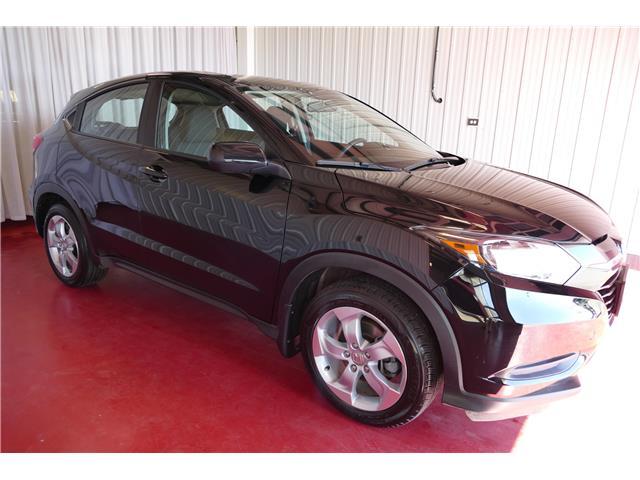 2016 Honda HR-V LX 3CZRU6H31GM109579 HP782 in Sault Ste. Marie