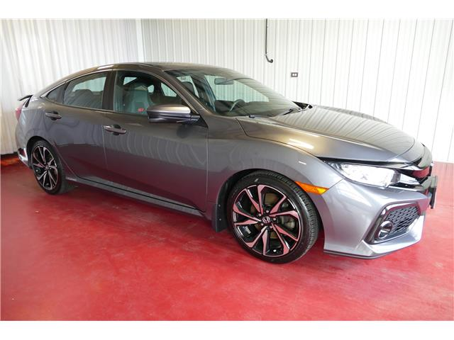 2017 Honda Civic Si (Stk: HP810) in Sault Ste. Marie - Image 1 of 18