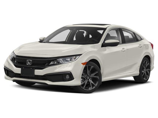 2020 Honda Civic Sport (Stk: H6781) in Sault Ste. Marie - Image 1 of 9